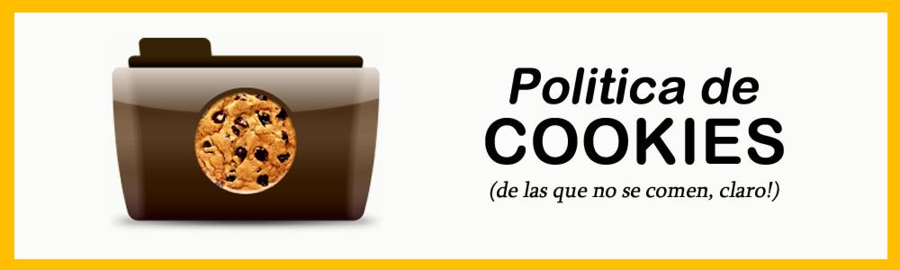 Política de Cookies en la web